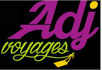 Logo ADJ Voyages
